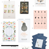2015 Calendar Roundup | The Blog Market