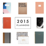 Best of 2015 Planners | The Blog Market