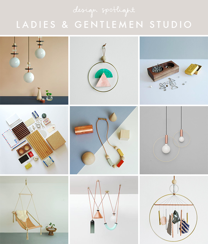 Design Spotlight: Ladies & Gentlemen Studio