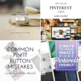 Pinterest Resources for Bloggers | The Blog Market