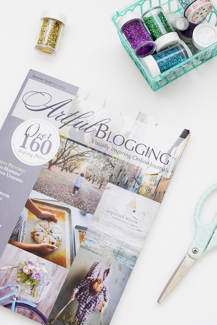 Artful Blogging Magazine + Giveaway