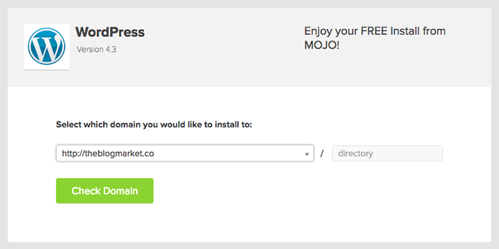 How to Setup up Bluehost and Install WordPress   The Blog Market