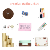 Pretty Office Supplies for your Workspace | The Blog Market