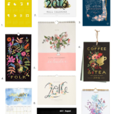 Best Calendars for 2016 | The Blog Market
