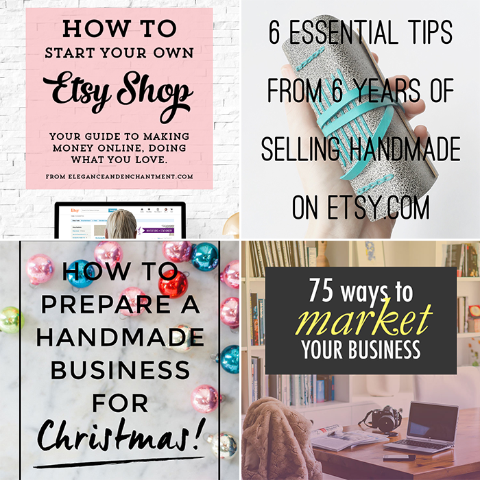 Handmade Business Tips | The Blog Market