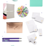 Pretty Desk Accessories to Organize Your Workday | The Blog Market