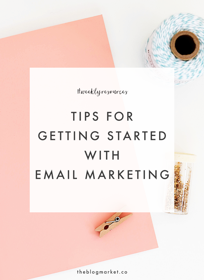Email Marketing Tips | The Blog Market