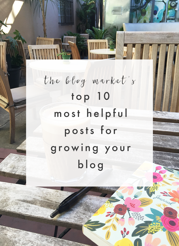 our top posts of the year for growing your blog | the blog market