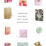 The Ultimate Creative Holiday Gift Wrap Guide