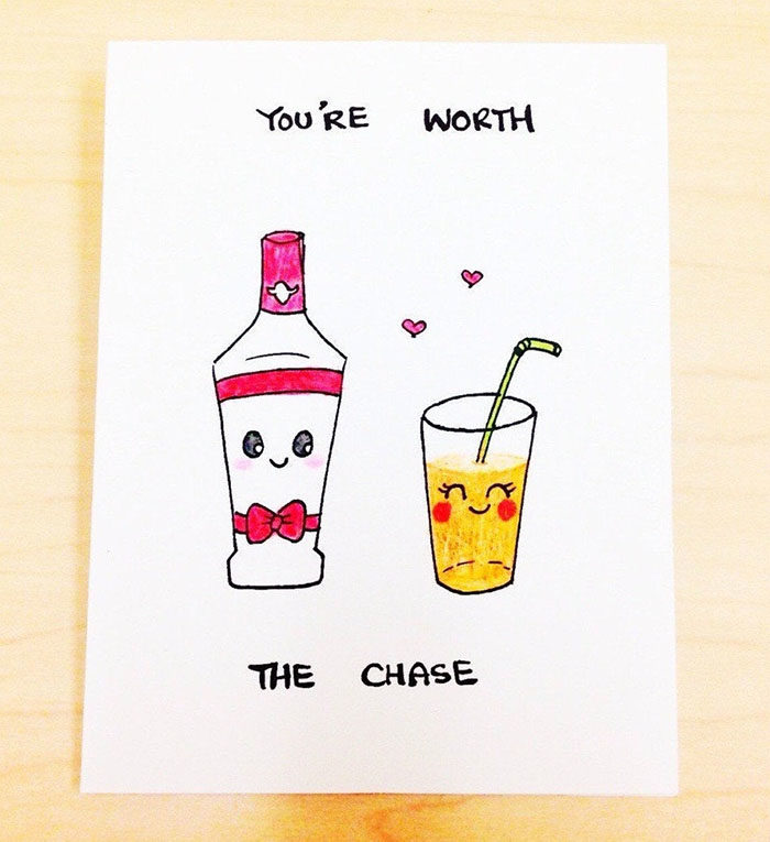 10 Cute Clever Valentine S Day Cards From Etsy The Blog Market