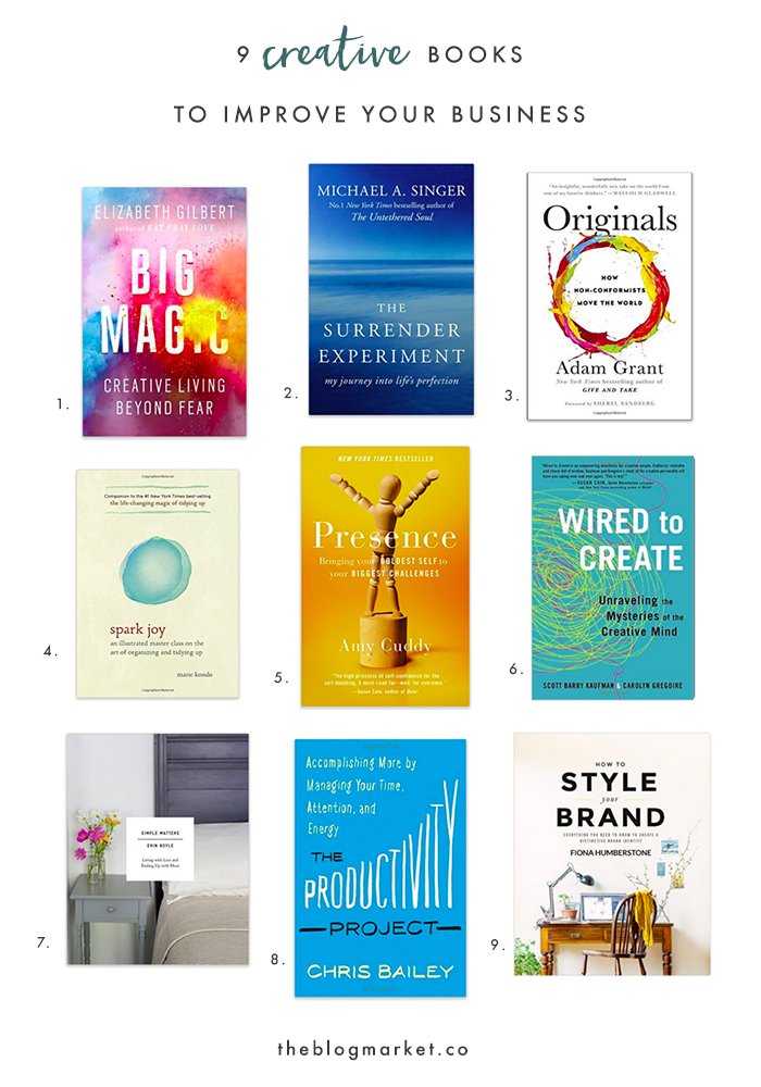 9 Best Creative Books for 2016