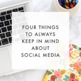 4 Things You Should Always Know About Social Media | The Blog Market