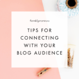 How to Connect with your Blog Audience | The Blog Market