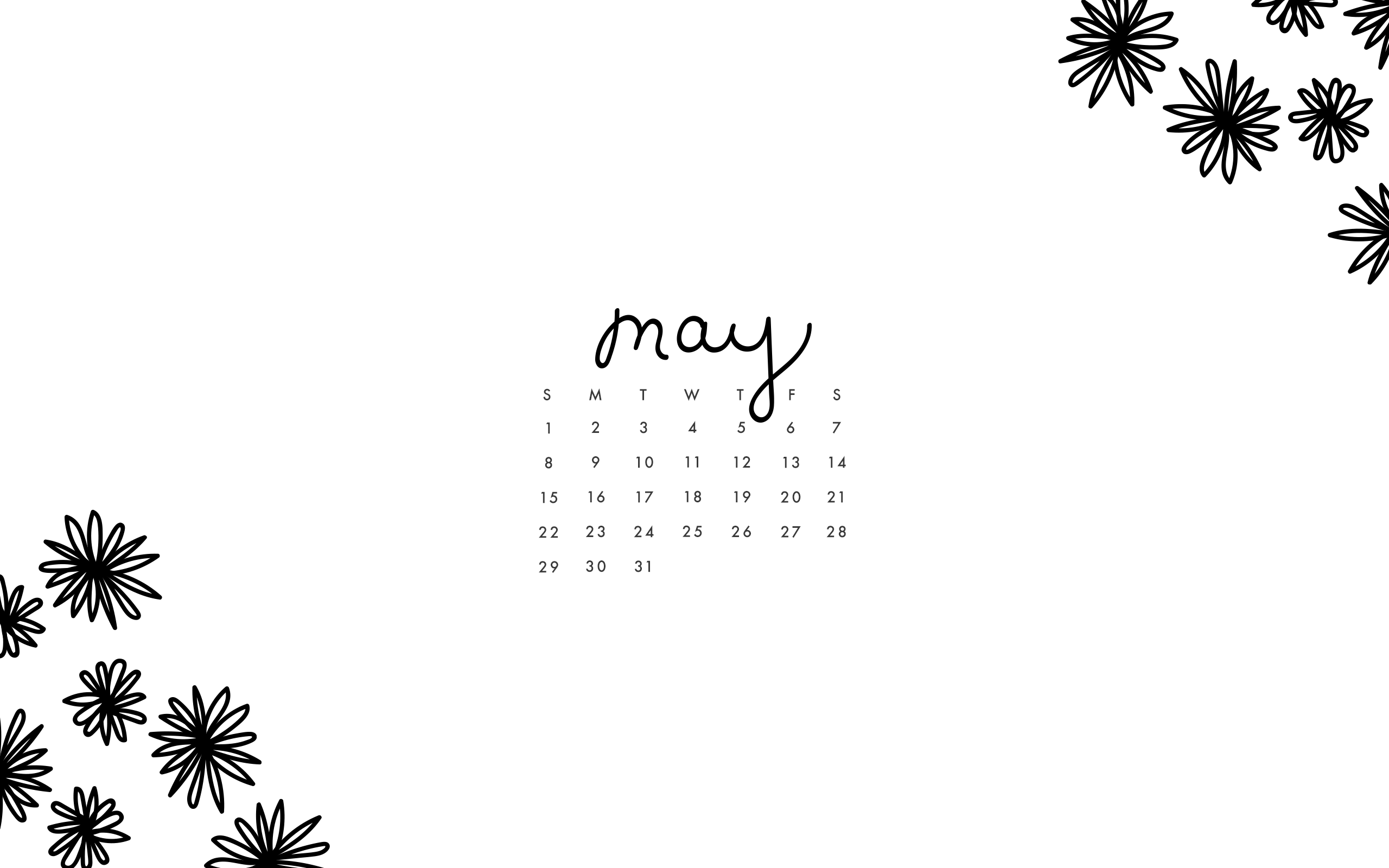 May Calendar Desktop : May calendar desktop download the market