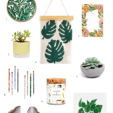 Nature-Inspired Office Supplies | The Blog Market