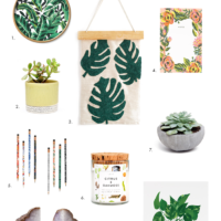 Create Your Space | Nature Inspired Office Decor