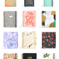 Best Weekly Planners for 2017