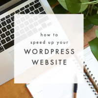How to Speed Up Your WordPress Website | The Blog Market