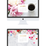 November Desktop Downloads | The Blog Market