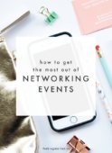 How to Get the Most Out of Networking Events | The Blog Market