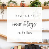 How to Find New Blogs To Follow - The Blog Market
