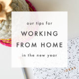Work From Home Tips for the New Year - The Blog Market