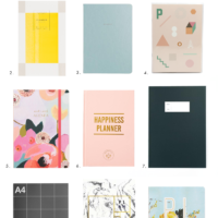 10 Open-Dated Planners to Use Any Year