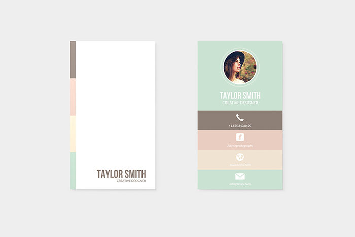 Our Favorite Business Card Templates | The Blog Market