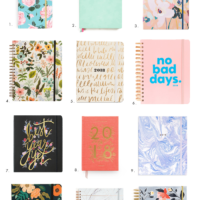 Best 2018 Weekly Planners for Creatives