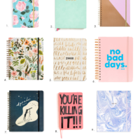 The Best Creative Weekly Planners for 2018