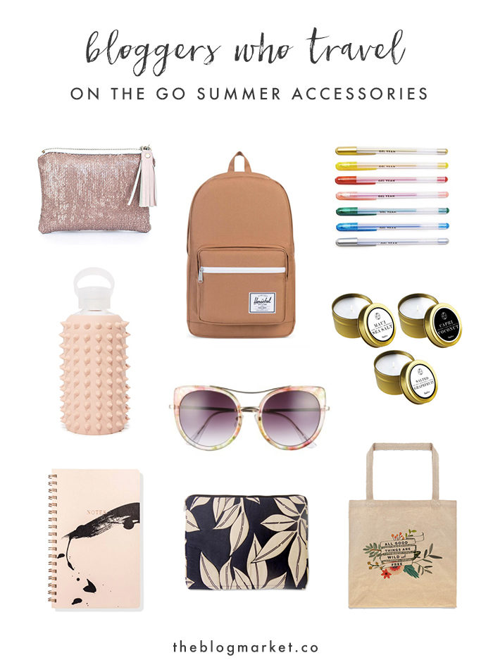 Accessories for Bloggers Who Travel - The Blog Market