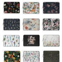 Our Favorite Botanical Laptop Sleeves from Society6
