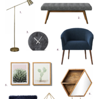 Workspace Decor Ideas from Targets Project 62 Line - The Blog Market