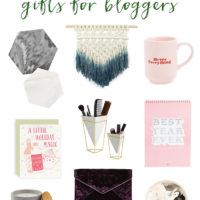 Our Favorite Holiday Gifts for Bloggers