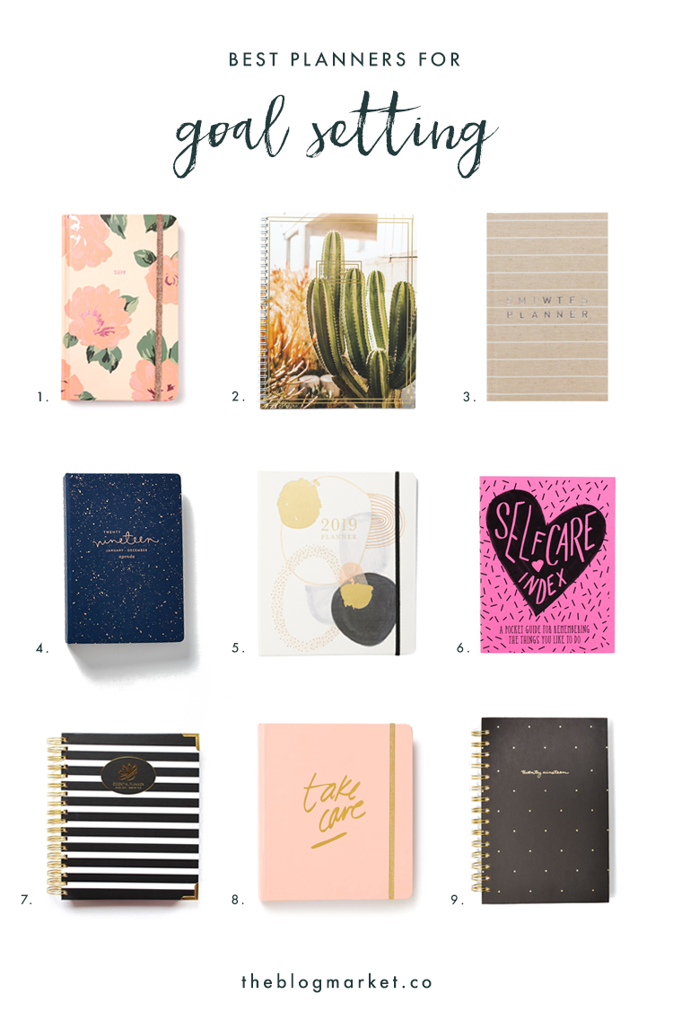 Best Planners for Goal Setting